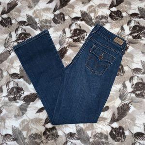Levi's Slender Bootcut 526 Jeans Size 4